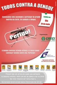 Cartaz Dengue - 2009